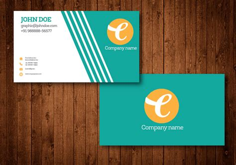 Https Www Vecteezy Free Vector Business Card Templates by Business Card Vector Design Free Vector