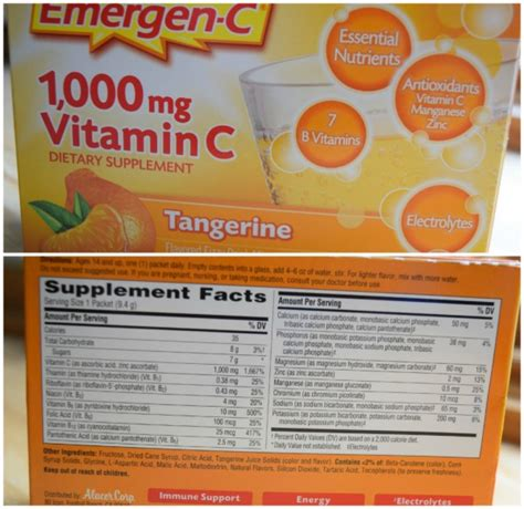emergen c carbohydrates post workout melon berry smoothie with electrolytes and