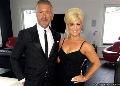 what happened to larry caputo face how old larry caputo long island medium stars theresa and
