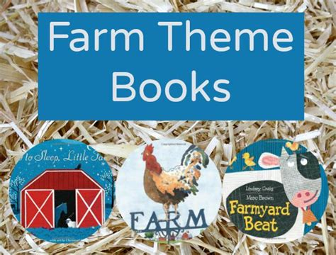 a more simple books farm theme books fantastic learning