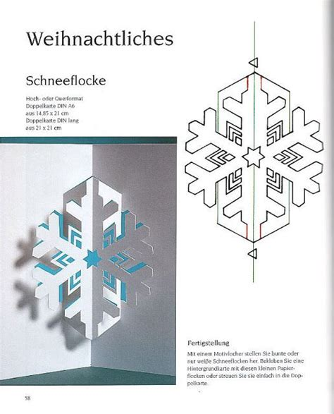 snowflake pop up card template 1000 images about card ideas on