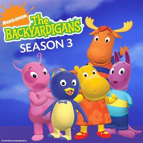 Backyardigans On Netflix The Backyardigans Season 3 Iartwork