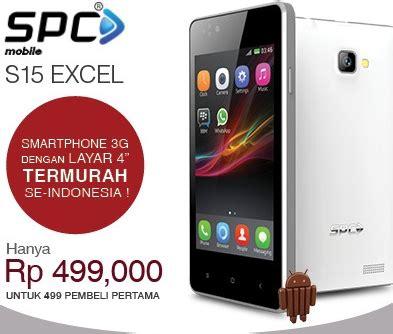 Touchscreen Spc S15 Excel harga dan spesifikasi advan fit s45c hptekno
