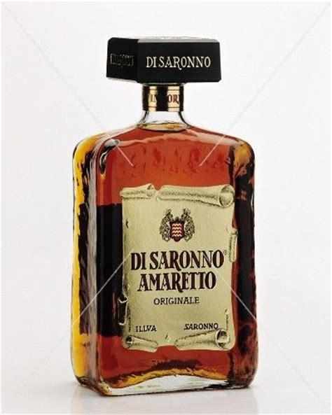 amaretto di saronno alcohol illva saronno liqueur