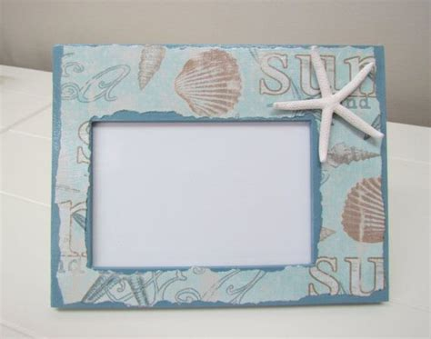 Decoupage Picture Frame - 17 best images about picture frame ideas on
