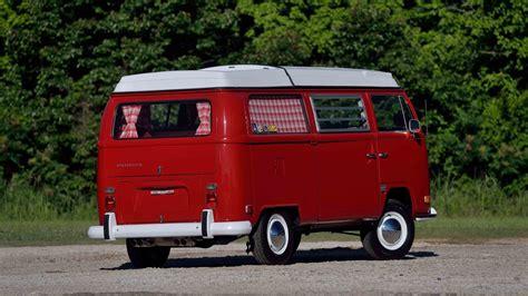 volkswagen westfalia camper bus  monterey