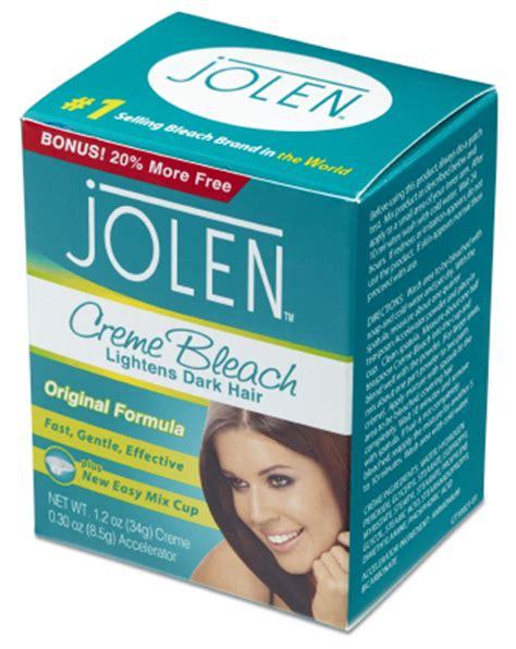 Bleaching Original jolen creme original formula hair