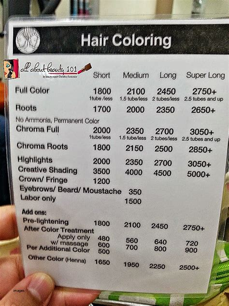 jcp hair salon price list emejing jcpenney salon prices for hair coloring ideas