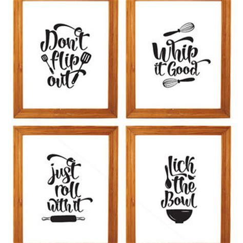 free printable wall art set shop kitchen wall art sets on wanelo