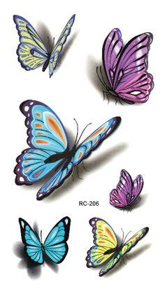 Lc573 Wolf Tatto Stiker Temporer image result for purple butterfly