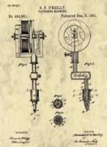thomas edison tattoo inventions from 1750 2013 timeline timetoast timelines