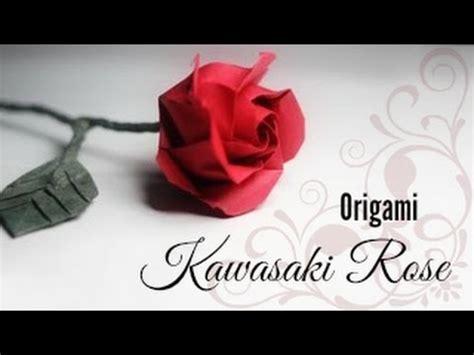 How To Make An Origami Kawasaki - how to make a kawasaki phu variation
