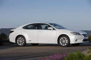 2013 Lexus 300h 2013 Lexus Es 300h Pricing And Details Announced