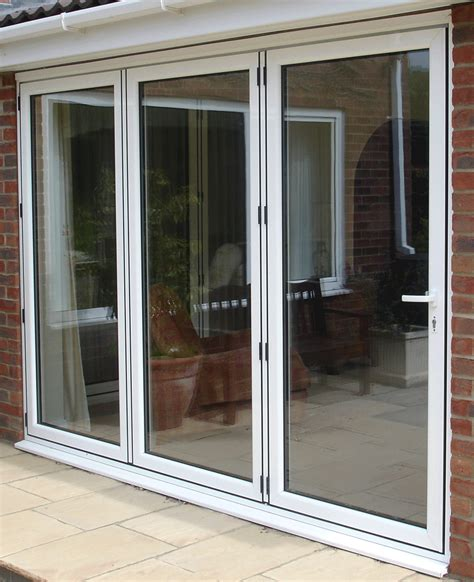 Exterior Bifold Doors Folding Glass Patio Doors Www Imgkid The Image Kid Has It