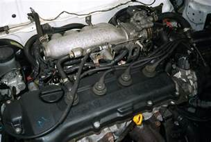 nissan ga engine