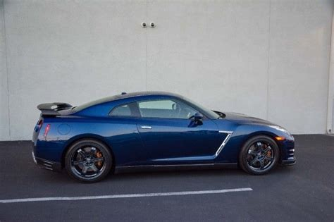 nissan gtr black edition blue 2015 nissan gtr black edition finished in deep blue pearl