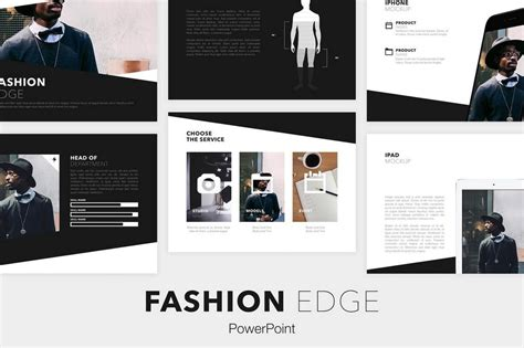 30 Best Powerpoint Templates Of 2018 Design Shack Fashion Slides Template