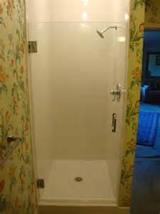 single shower door single shower doors shower door experts