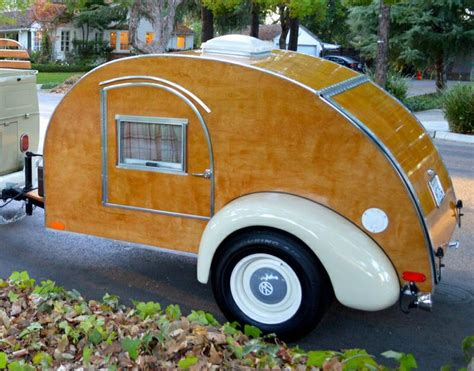 gidget teardrop cer big teardrop vintage trailers pinterest rare french
