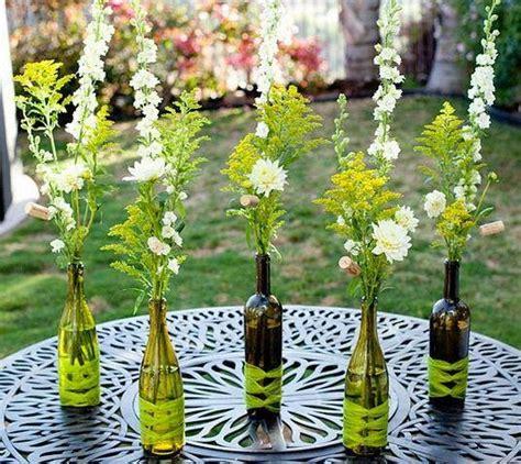 Pot Vas Bunga Handmade 03 untuk kamu membuat pot tanaman gantung dari botol plastik