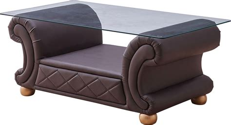 brown glass coffee table versace brown glass top rectangular coffee table in