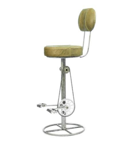 barhocker mit pedal fussstuetze und lehne design barhocker