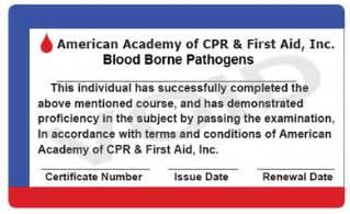 Bloodborne Pathogens Policy Template by Osha Bloodborne Pathogens Test Gallery