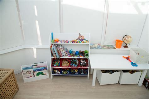 white play table with storage our playroom win a tidy books box worth 163 79