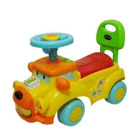 Pliko Ride On Mercedes Mainan Mobil Mobilan Anak mobil mainan anak pliko setelan bayi