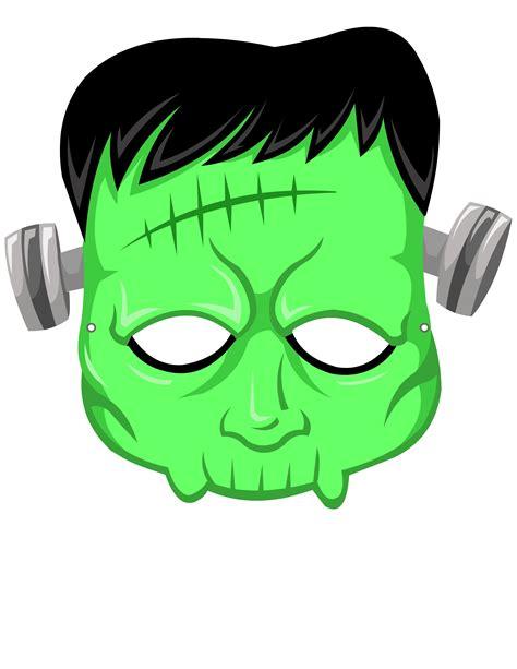 frankenstein mask theme based learning skills online