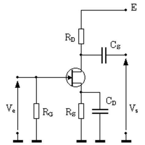 transistor fet fonctionnement le transistor 224 effet de ch