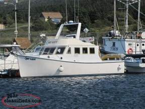 for sale 35 ft cabin cruiser island cove