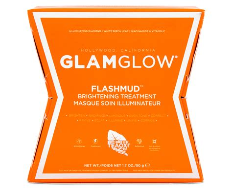 Glamglow Flashmud Brightening Treatment Travel Murah glamglow flashmud brightening treatment 50g great daily deals at australia s favourite