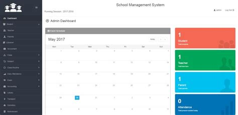 themeforest school management system school management system umar waqas