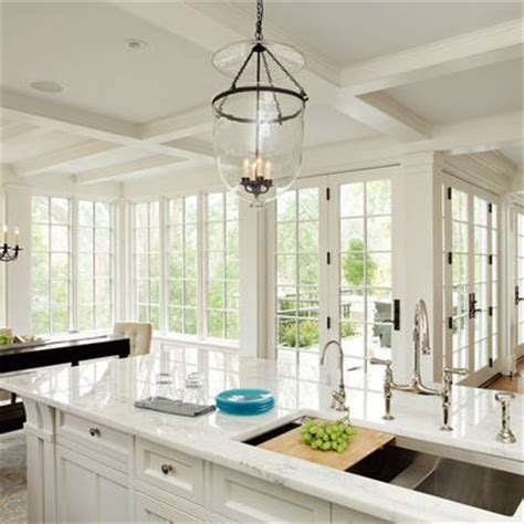 White Kitchen With Lots Of Windows 10 Light French Doors Kitchens With Lots Of Windows