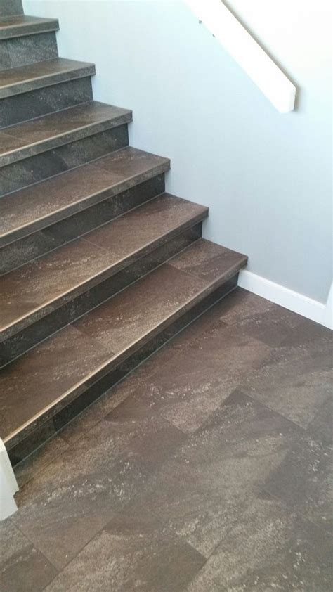 vinyl flooring on stairs wood floors