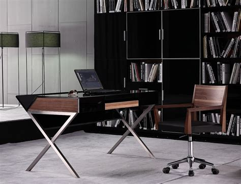minimal work desk orwell contemporary minimal office desk