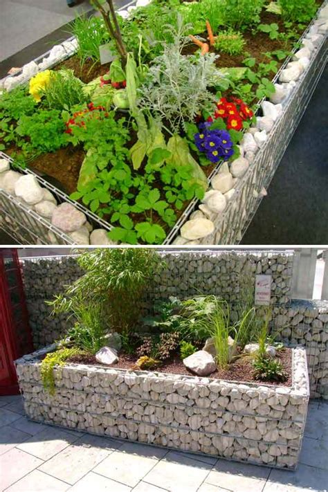 garden border ideas top 28 surprisingly awesome garden bed edging ideas