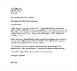 visa invitation letter sample best business template