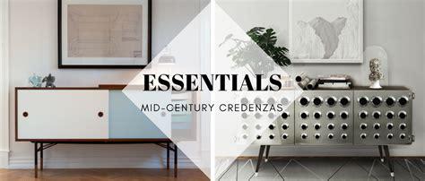 home decor essentials home decor essentials 8 mid century credenzas you need to
