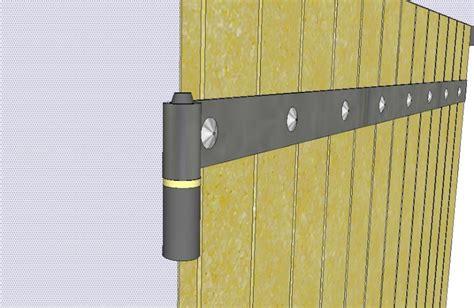 Gond De Porte Interieur 3429 by Le Portes De Mon Atelier