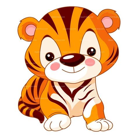 cute tree clipart clipart suggest cute tiger clip art clipart cute baby tiger royalty free
