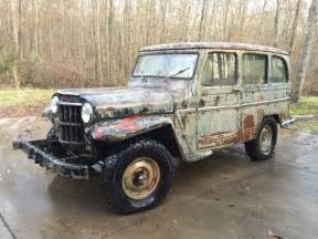1963 jeep willy s station wagon for sale photos