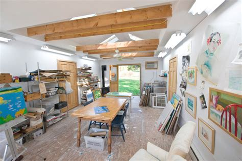 converting garage into studio studio and functional garage conversion ideas