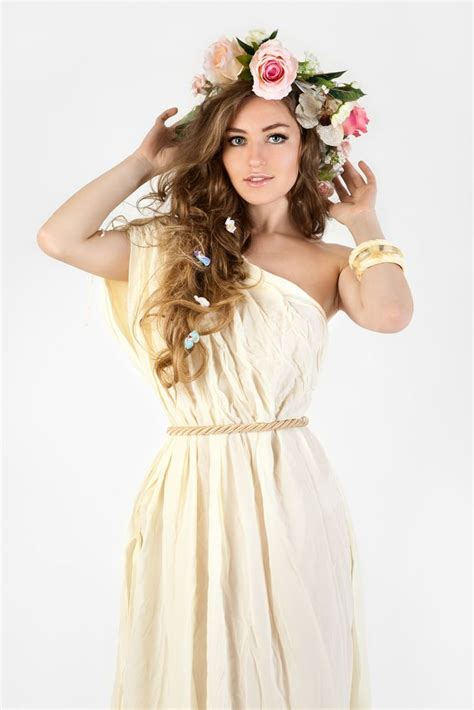 Stylish Costume Of The Day Goddess by Your Inner Goddess Five Goddesses To Channel