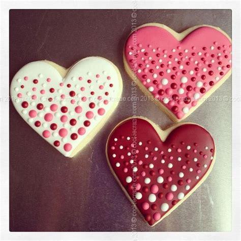 decorated valentines cookies decorated cookies cookie decorating