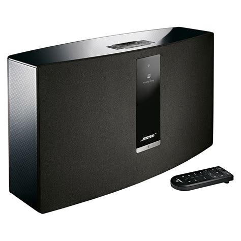 Format Audio Bose | bose st 30 iii bk soundtouch 30 series iii wireless music
