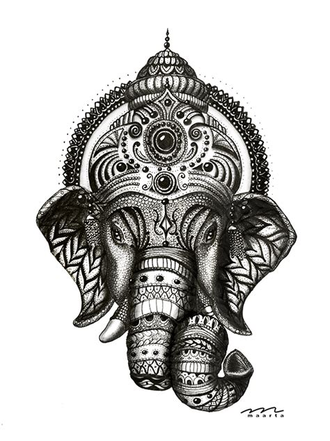 bild ganesha hindu happy god figural