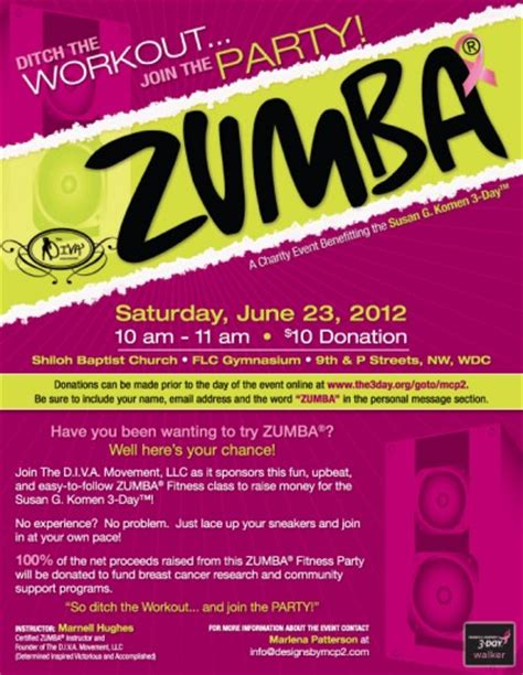 pics for gt zumba template