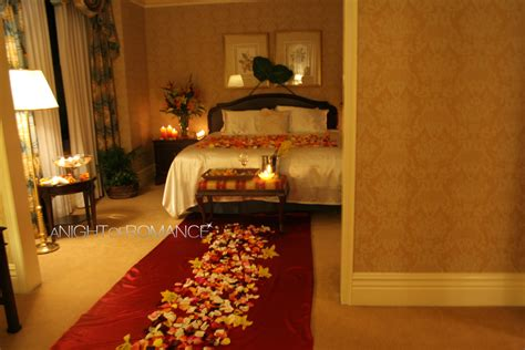 wedding night romance in bed wedding bed decoration with roses